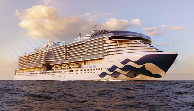 豪華客船の船内をご案内|プリンセス・クルーズ